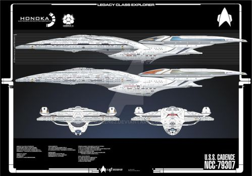 Legacy Class Poster sample by Galen82