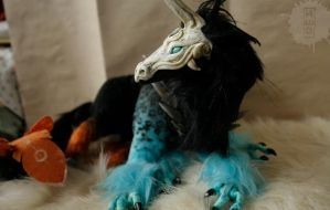- Pali - ooak kirin doll FOR SALE by hikigane