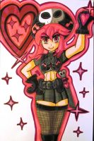 Nonon - N.B. Ninja Girl (Photo Updated 2/26/14) by MasterMcCraig1982