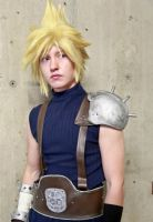 Cloud Strife Preview by twinfools