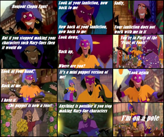 Clopin Spice by ANGELWOLFCHILD