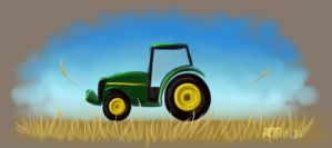 Tractor by RTNinja