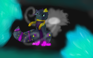 Crystal Caveeee .:DUSK REDESIGNED:. by Darkstar-9-25