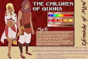 CoM - race ref sheet - Children of Quora by Kei-Renzo