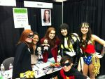 The Guild at ECCC 2011 by Kixet