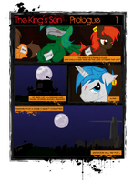 The King's Son - Prologue - 1 by DILeak