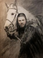 Ned Stark by cpatio