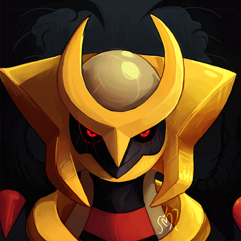 Giratina by Varied-Artist