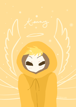 Angel Kenny McCormick || 051216 by Ayachiichan
