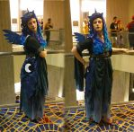 Cosplay: Princess Luna from My Little Pony by TempestFae