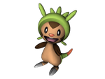Chespin 3D Model Download by bogeymankurt