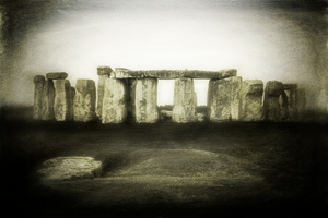 Stonehenge by ClintonKun