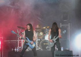 Epica Hellfest 2009 e by Wild-Huntress