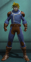 Cannonball (DC Universe Online) by Macgyver75