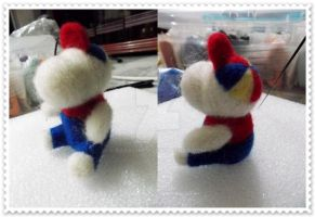 Snoopy In Progress by rarachan