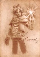 Ezreal::. by Manychan