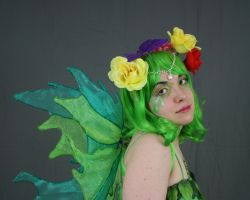 Leaf Fairy 24 by MajesticStock
