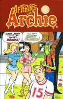 Afterlife with Archie sketch cover - front by GRAVHELL
