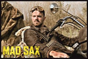 MAD SAX - The Wasteland by Urlag