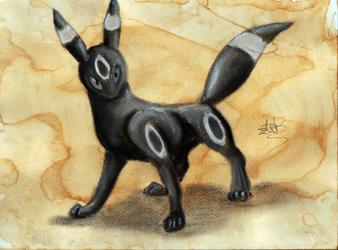 C: Umbreon by Magickie