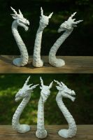 Dragon Casts I by SovaeArt