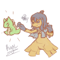Rigal by McPippypants