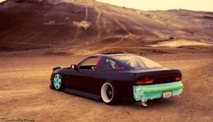 Oh 240sx Style by bladedgee
