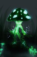Toxic Shroom by 23MC-Studio