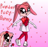 PowderPuffBunny Cool Very Cool by PowderPuffBunny