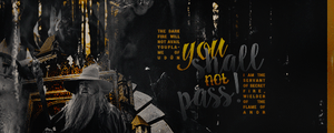you shall not pass by RavenOrlov