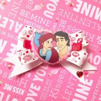 BOW FOR SALE: Ariel and Eric Valentine's Day by Lokotei