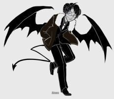 APH: Devilmerica by iAlly