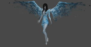 Could Daemon blue by XXMAUROXX