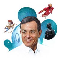 Robert Iger by carts
