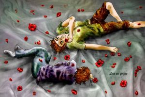 Asleep in a sea of memories - ANZAC Day 2012 by octavaluna-801