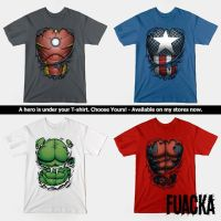 Hero Costume Collection by Fuacka