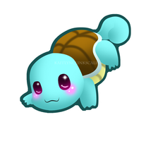 Squirtle by Clinkorz