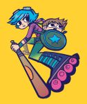 Ramona and Scott by O'Malley by whoisrico