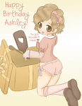 Ashley's Birthday Picture 2012 by Pastel-Hime
