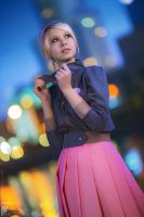 Rose Tyler cosplay by MikuSempie