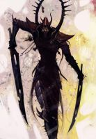Dark Eldar: Incubi - Slaanesh Hunter by Beckjann
