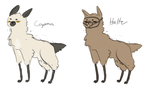 uhh adoptables by remnants-of-life