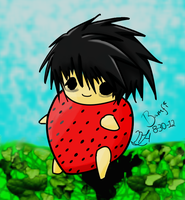 L Will Grow to Be a Big Strawberry! by VanillaCokeHead