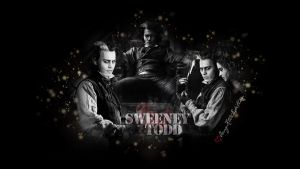Sweeney Todd - Wallpaper by OmgKltzEdition