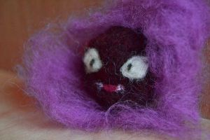 Gastly by Ipsus