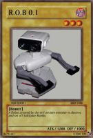 R.O.B 0.1 Card 2 SSBB SERIES 1 by The-not-Mario-guy