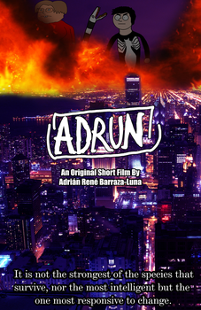 Adrun - Poster by HKnx