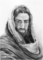 Jesus by pearleyed
