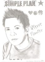 - Pierre Bouvier -Simple Plan- by joelmaddengurl