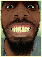 Second Vector by troostar